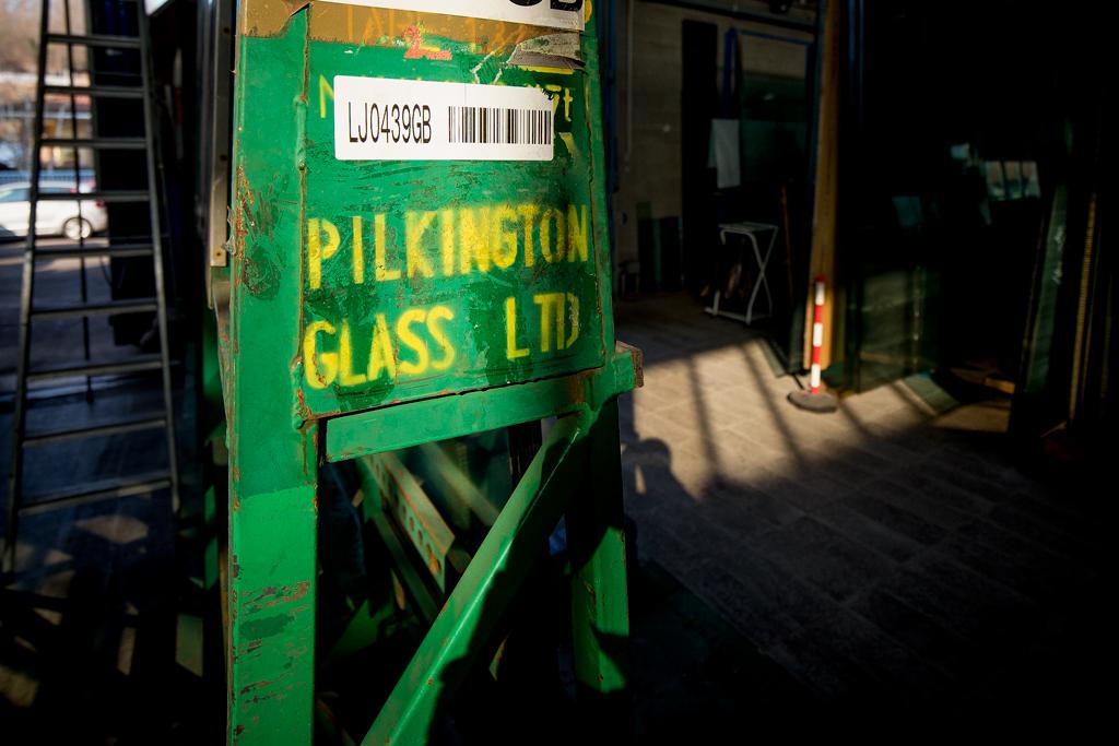 Produzione del vetro piano - Arte Vetro